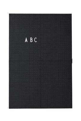 Lâmina A3 Light - L 30 x H 42 cm Letras Design Preto