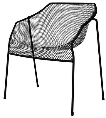 Μαύρο καρέκλα Emu Ουρανό Jean-Marie Massaud 1