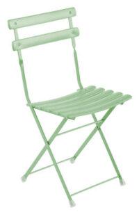 Arc en Ciel cadeira dobrável de hortelã verde Emu Research Center Emu 1