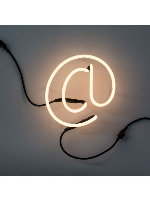 Neon Art Applique - Σύμβολο @ Bianco Seletti Selab