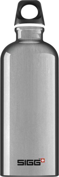 Reiseflasche 0,6 l Aluminium Sigg 2