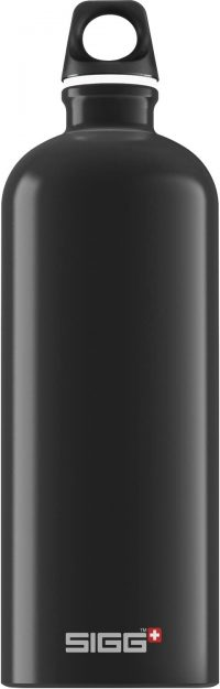 Travellerflasche 0,6 L Black Sigg 1