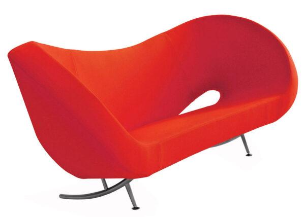 Victoria und Albert Sofa - 1-Modell Rot Moroso Ron Arad 1