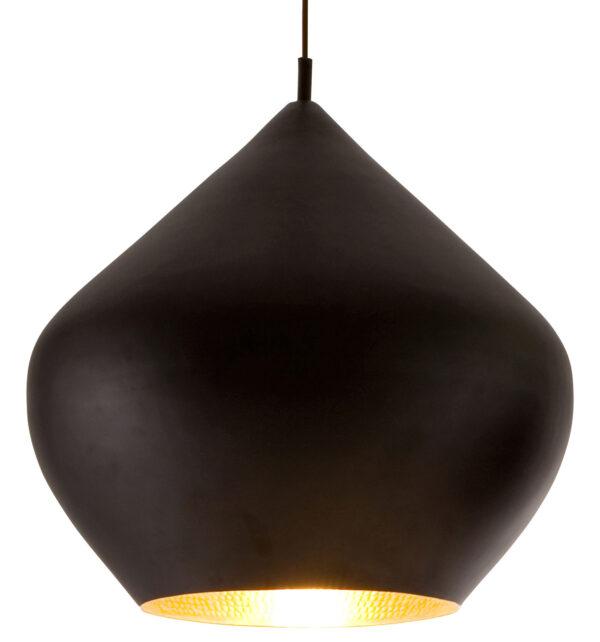 Batida Stout Preto Suspensão Lamp | Tom Dixon Latão Tom Dixon