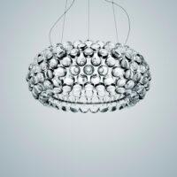 Pendelleuchte Caboche SP LED M Transparente Foscarini Patricia Urquiola | Eliana Gerotto 1