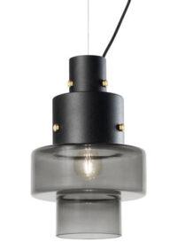 Lampe suspendue Gask Gris Diesel avec Foscarini Diesel Creative Team 1