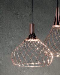 Pandye lanp Copper Mongolfier_P2 Liy limyè Group Design Sant LLG