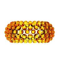 Caboche AP LED M Gold Wall Lamp Foscarini Patricia Urquiola | Eliana Gerotto 1