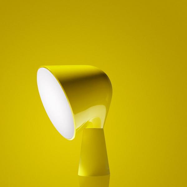 Binic Yellow Επιτραπέζια Λάμπα Foscarini Ionna Vautrin 1
