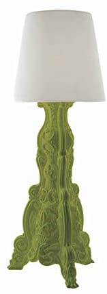 Lampada  da Terra Madame of Love Verde Slide Moropigatti 1