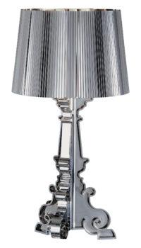 Kartell Bourgie Tischlampe Chrome Ferruccio Laviani 1