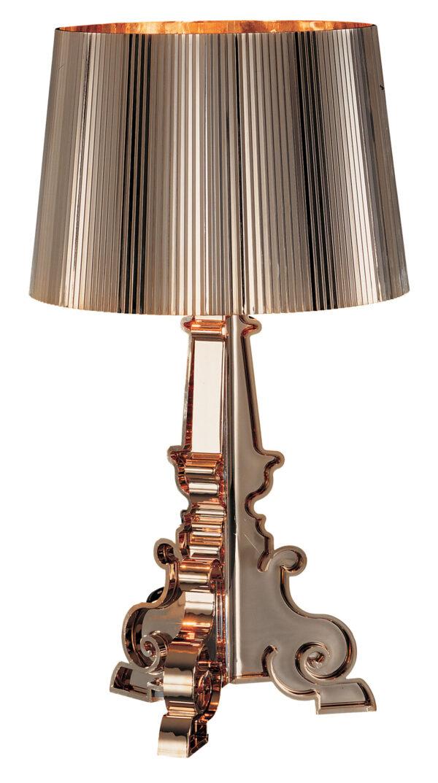 Gold-Kartell Bourgie Tischlampe Ferruccio Laviani 1