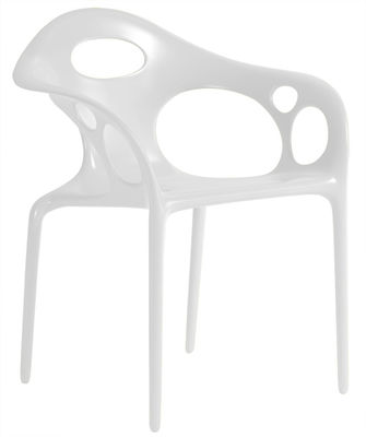 Supernatural chair Moroso Ross Lovegrove White 1