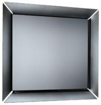 Caadre TV-Spiegel - 155 x 140 cm Schwarz | Titan FIAM Philippe Starck
