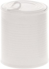 Seletti Selab White Daily Aesthetic Sugar Bowl | Alessandro Zambelli