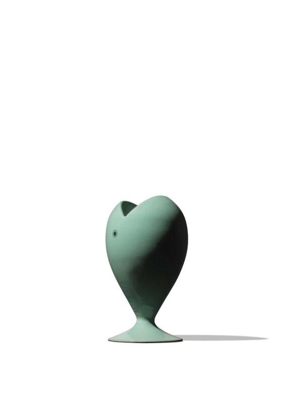 ジュリオIacchetti internoitaliano花瓶ノーリターコイズ