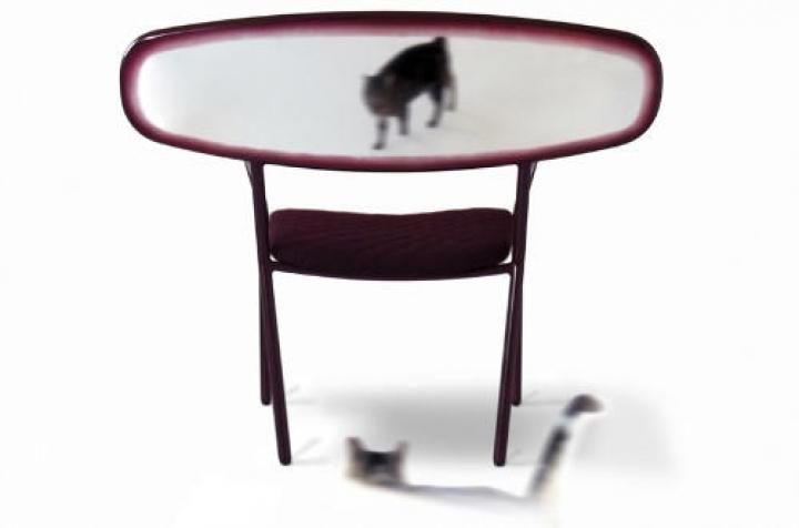 Πανόραμα-καρέκλα σε καρέκλα-μοντέρνο σχεδιασμό