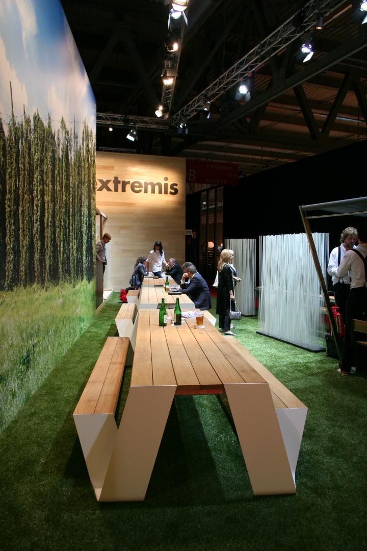 Extremis, Εβδομάδα σχεδιασμού του Μιλάνου 2011