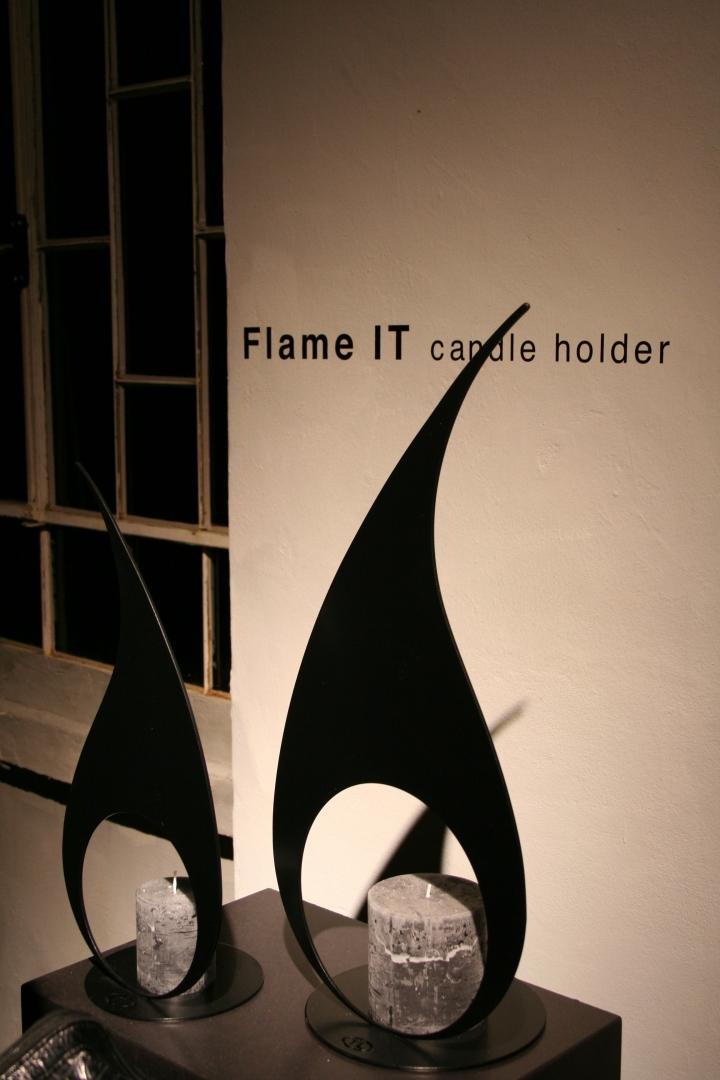 Yvette Laduk, Milan Design Week 2011 Tortona