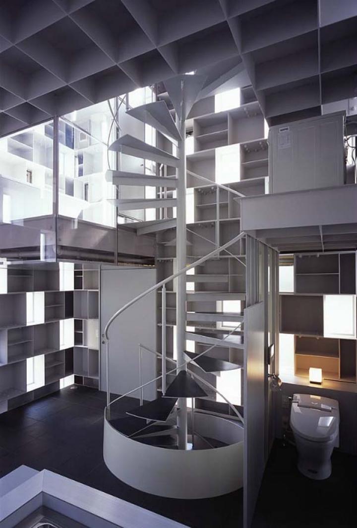 11_Cell_Brick_House_Atelier_Tekuto