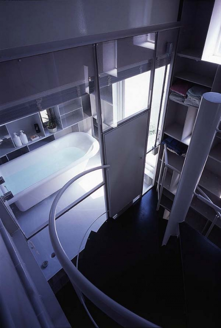 12_Cell_Brick_House_Atelier_Tekuto