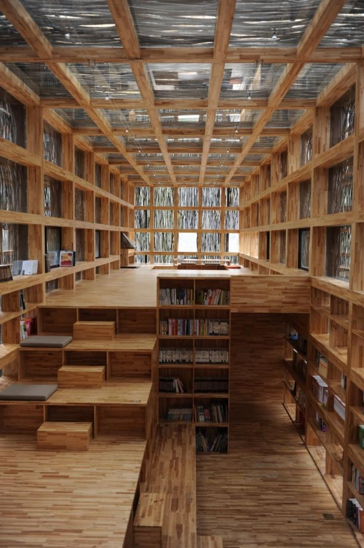 11_Li_Xiaodong_Atelier_Liyuan_Library
