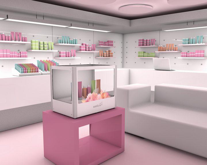 samilcts-transparent-Digital-Display-cosmetic_store