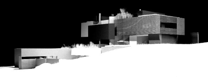 Arquitectura madejas casa n. 2