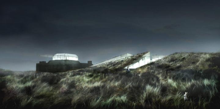 große Architekten blavandmuseum02