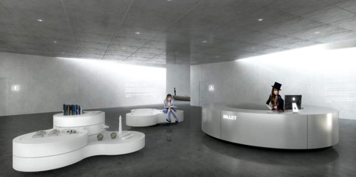 große Architekten blavandmuseum09