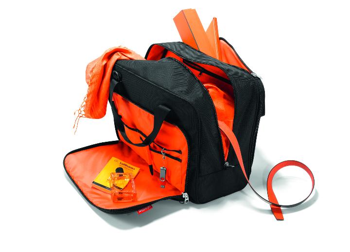 Reisenthel boardingbag μαύρο σειρά 02