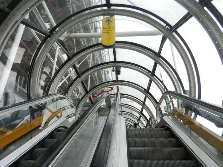 Richard Rogers Centre Pompidou, Renzo Piano-09