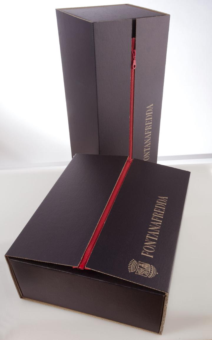 Giacomucci cubedesign Zipper pack