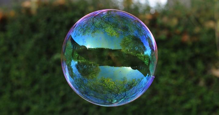 Richard Heeksl magiques Réflexions sur Soap Bubbles-09