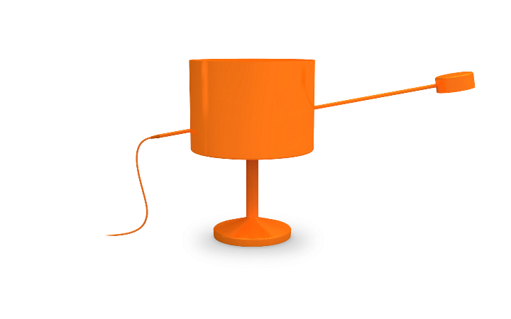 Lorenzo Damiani lampe de table ARROW