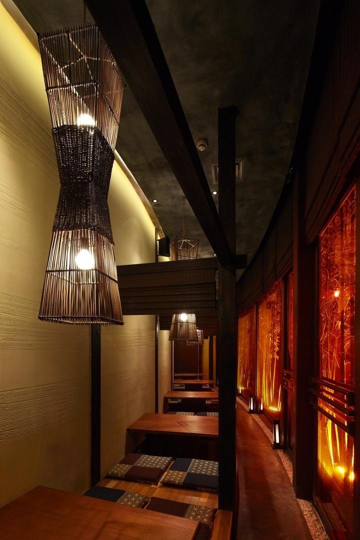 プリズムデザインKEMURI上海レストラン-14