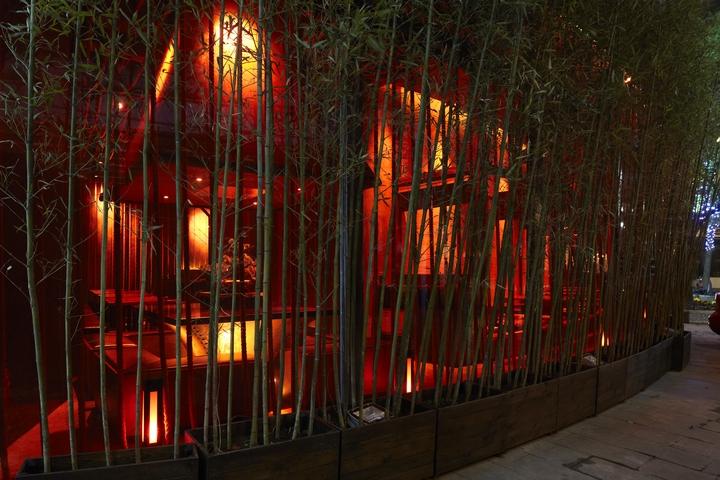プリズムデザインKEMURI上海レストラン-15