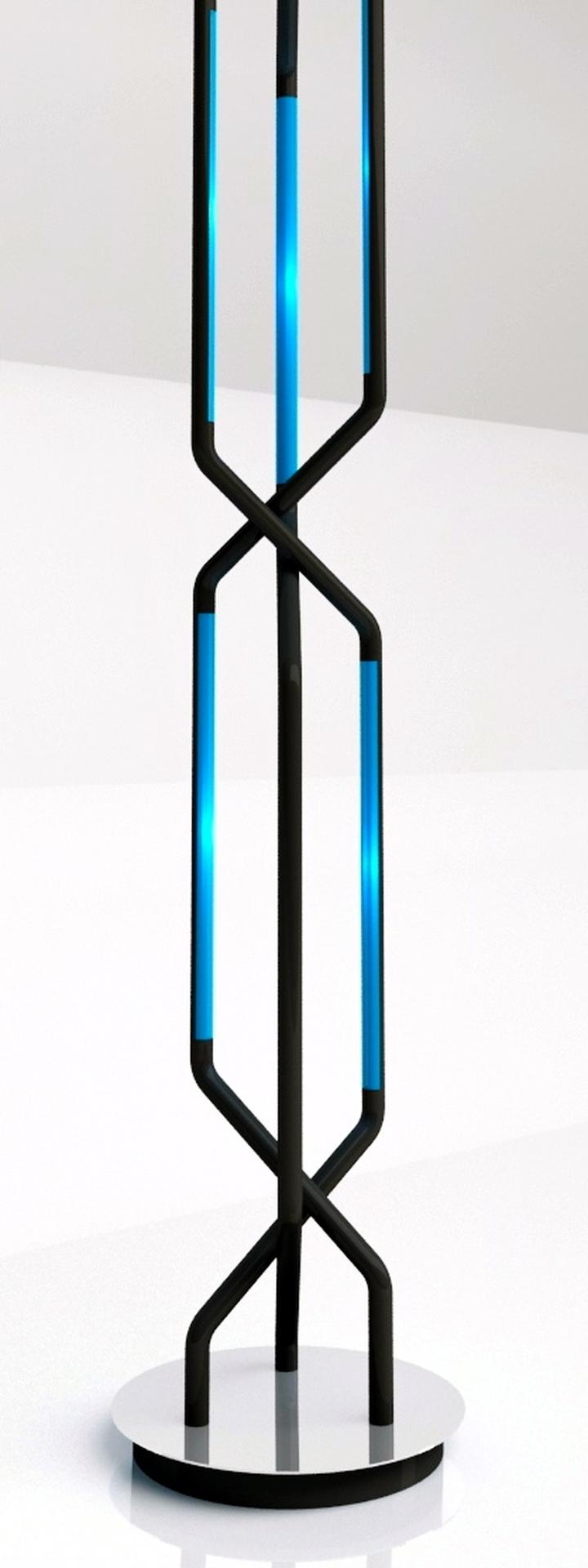 Roberto Pennetta sístole Noir e bleu 1