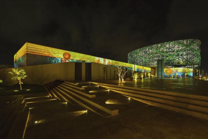 museu instalação multimídia xyz maia 05