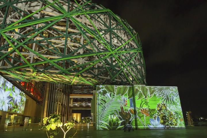 museu instalação multimídia xyz maia 09