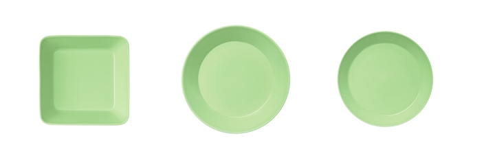 Teema Platte Seladon grün gruppe