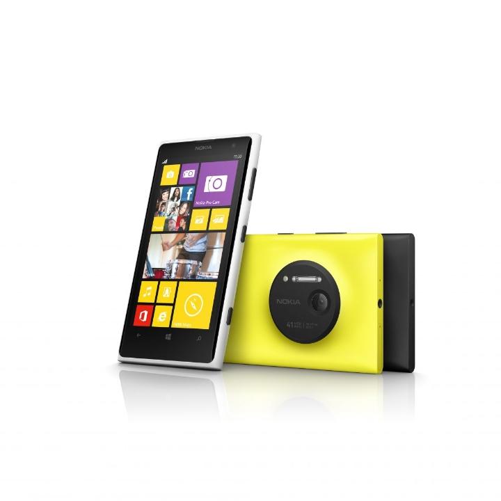 Nokia Lumia 1200-1020 gama de cores