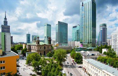 Βαρσοβία Cosmopolitan Πύργος Kaldewei-001
