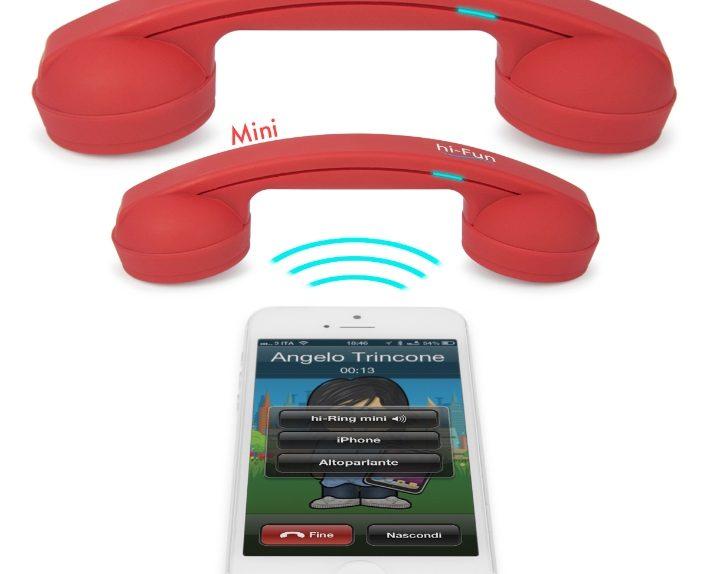 Ring Mini Bluetooth verbinden Doppel