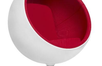 Eero Aarnio Ball καρέκλα, καρέκλα μπάλα