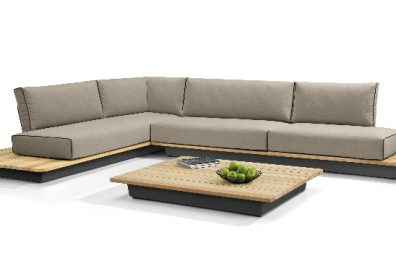 Manutti - AIR sofas coffee table amb 2