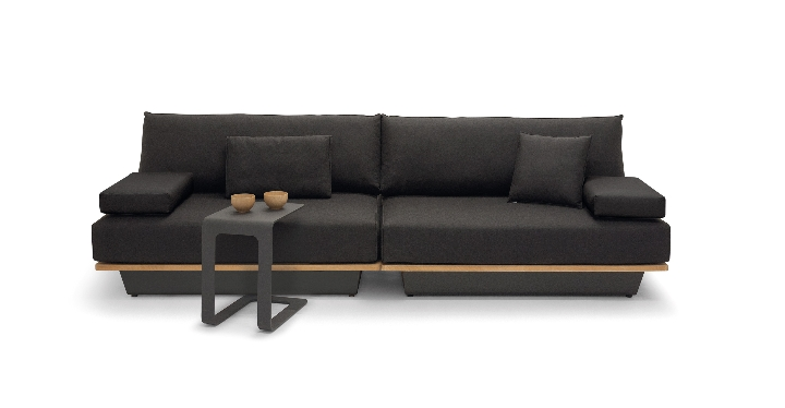 Manutti - AIR divani tavolino amb 6