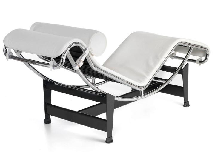 椅子長椅子はLongueル・コルビュジエピエールJanneretシャルロット・ペリアン