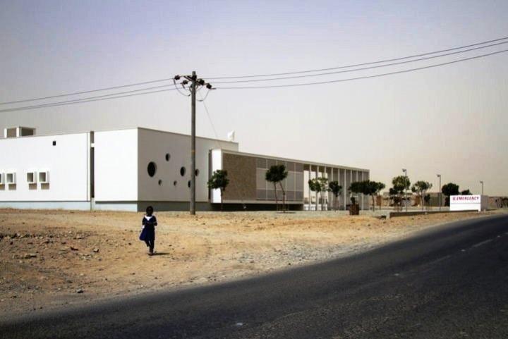 Krankenhaus Port Sudan SUDAN