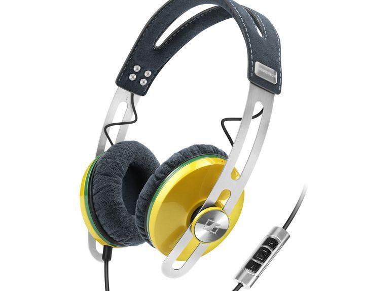 MOMENTUM ON-Ear Samba product shot isofront-